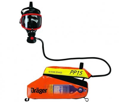 Drager PP Breathing Apparatus