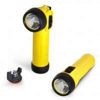 Safety ATEX torch with LED