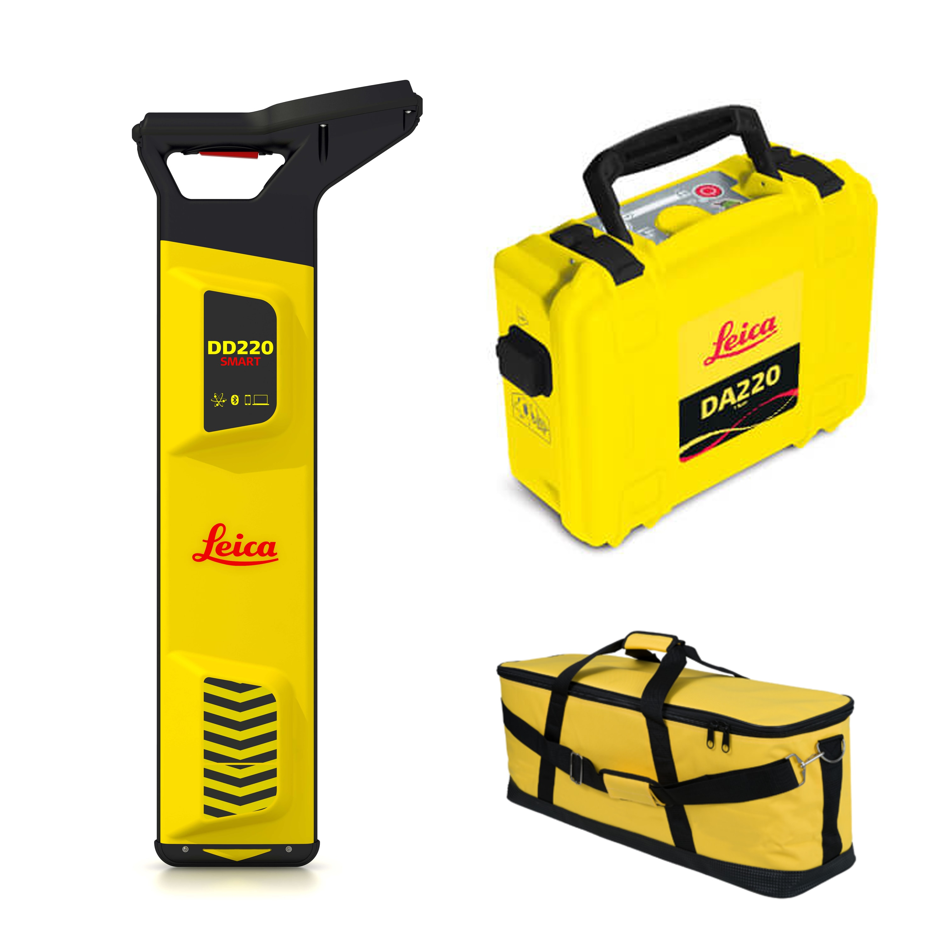 Leica Detect DD220 Smart package.