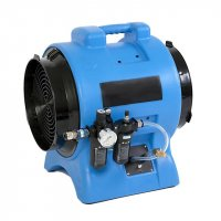 Airmover 300mm (12 inches) - 110V - ATEX Approved - 7.5M Ducting