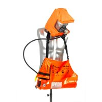 10 Minute Escape Breathing Apparatus Set - Hooded