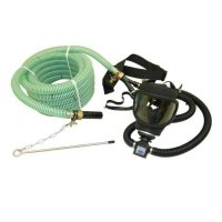 Fresh Air Breathing Apparatus - 1 Person Set Up - 9M (Non powered)