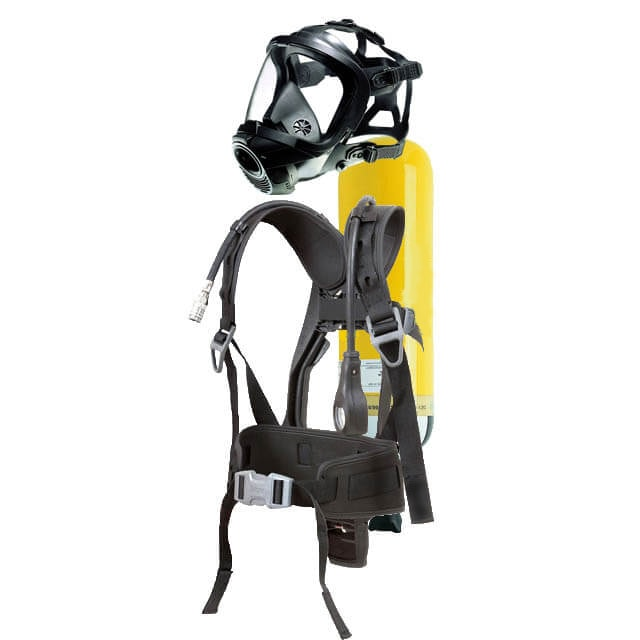 Full Working SCBA Including 30 Min. Cylinder