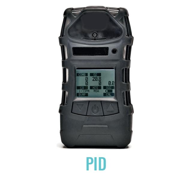 PID Gas Monitor - Single Gas
