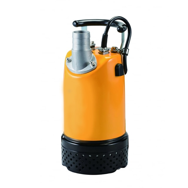 110v Submersible Pump - 6m Lay Flat Hose