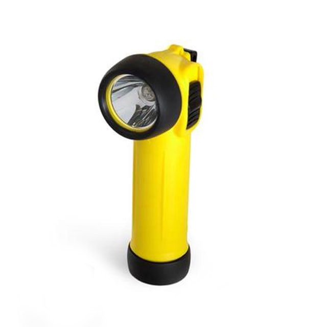 ATEX Intrinsically Safe Right Angled Hand Torch