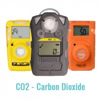Specialist Single Cell Gas Monitor - (CO2 - Carbon Dioxide)