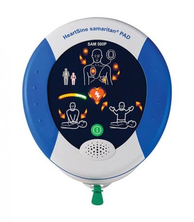 Heartsine Samaritan PAD 500P Defibrillator