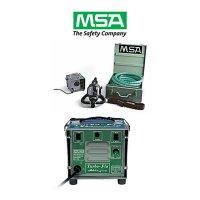 MSA Turbo Flo - 2 Man Set-up