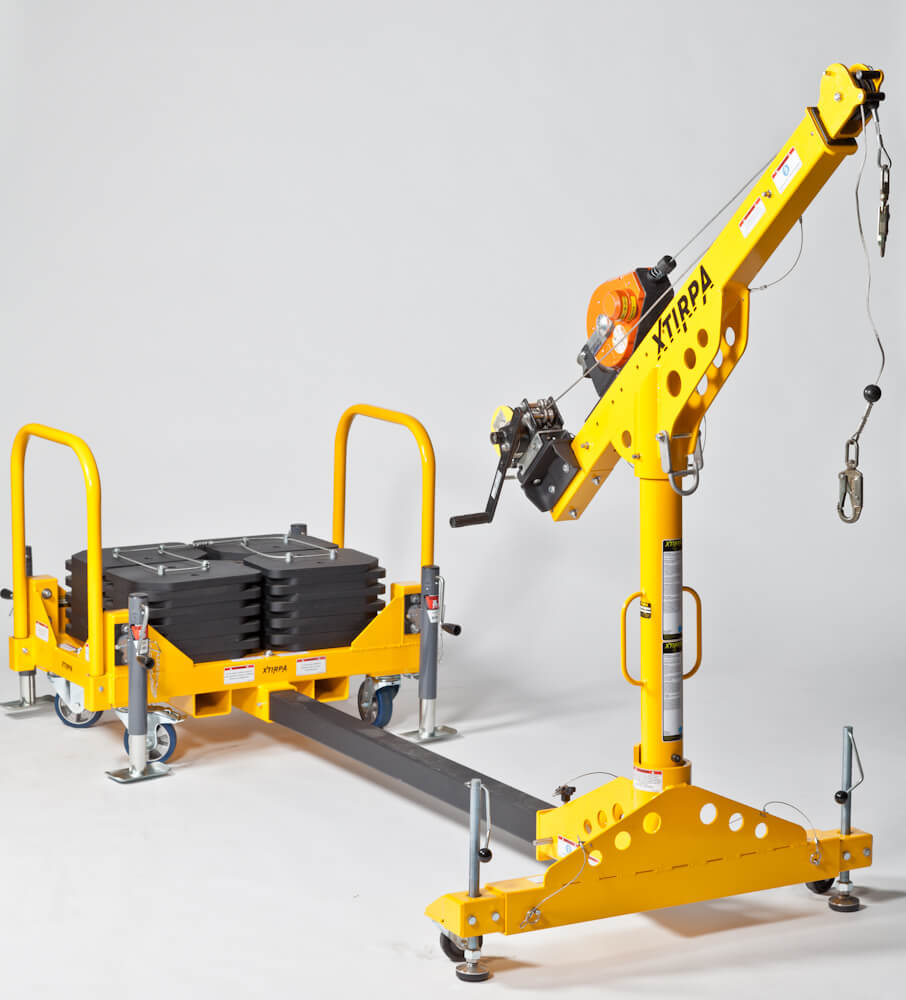 Counterweight Davit Arm System Purchase Or Hire