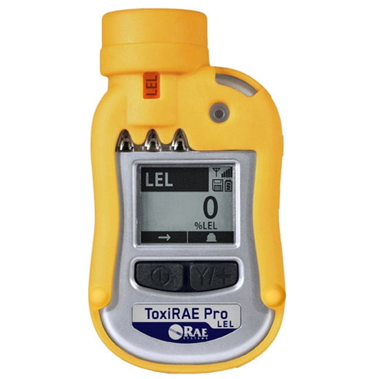 Rae Toxirae Pro Single Gas Monitor For Lel